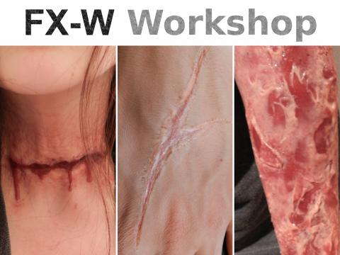 FX Wounds Workshop