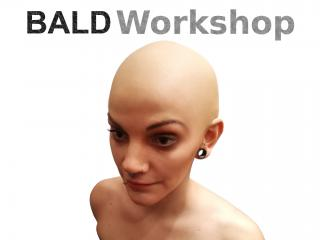Bald Head Workshop - Glatze kleben